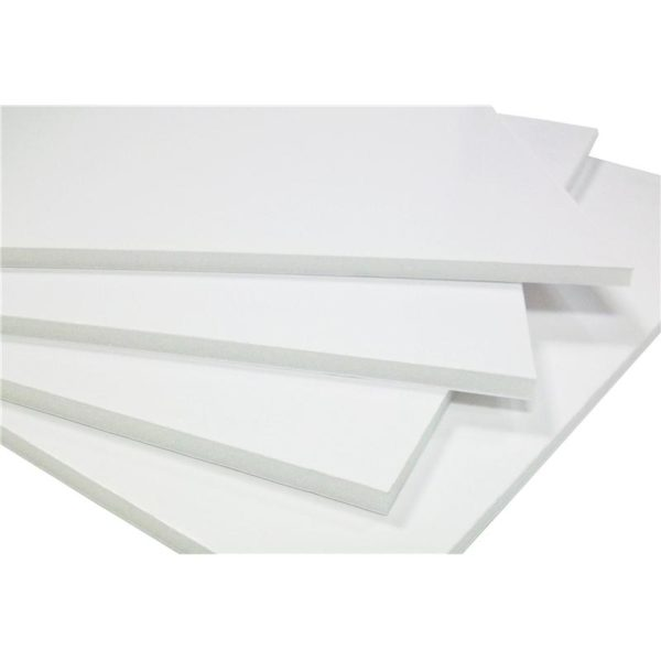 Mounting Boards- White