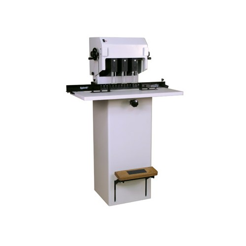 Spinnet Manual 3-Spindle Paper Drill