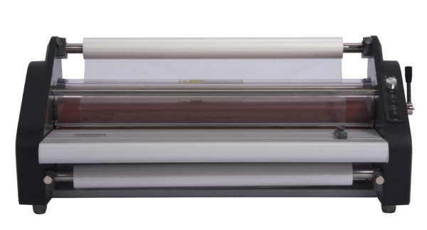 Phoenix 2700-DH Dual Heat Laminator Education Model Straight On